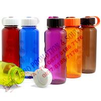 Tumbler Plastik Glory Hydration Water