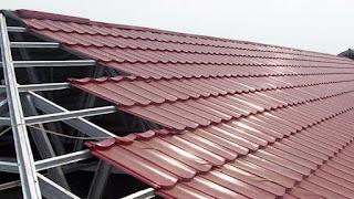 Atap Rumah Bahan Metal / Logam
