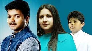 Tamil Actor Vijay Family Photos – Vijay images Gallery