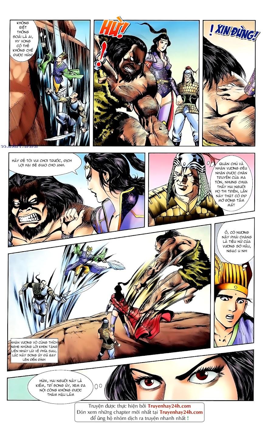 Cơ Phát Khai Chu Bản chapter 92 trang 10