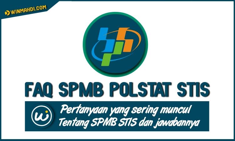 FAQ SPMB POLSTAT STIS