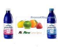 Logo Parmalat Puroblu '' Tutto il buono del latte -Alì '': vinci gift card da 100€