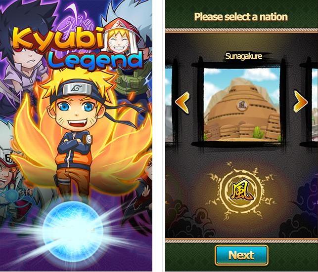 Kyubi legend Ninja Mod Apk Download For Android ~ World News