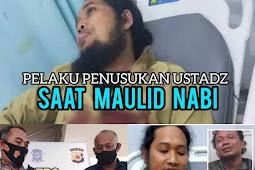 Pelaku Penusukan Ustadz Di Dalam Masjid