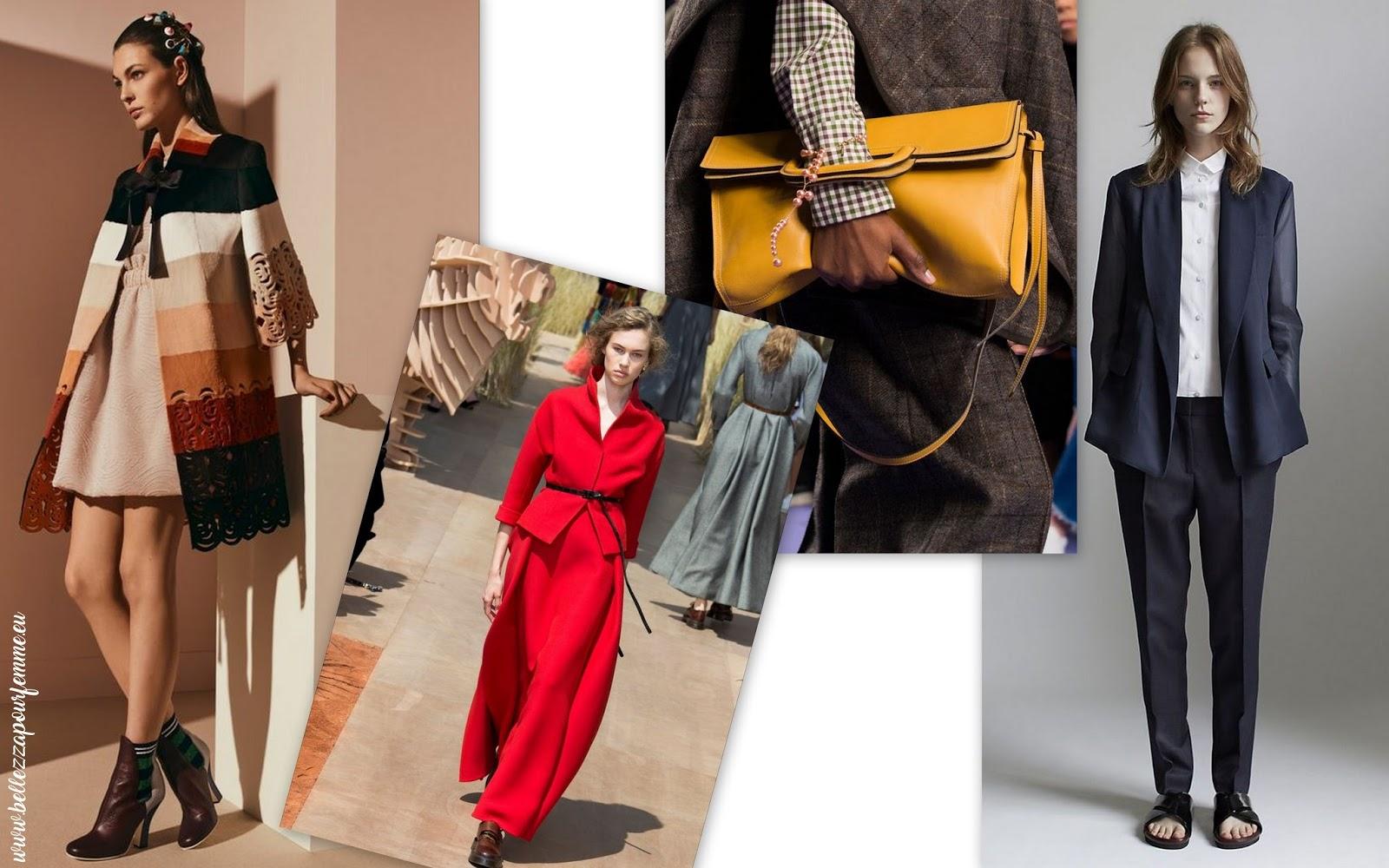 Tutti i colori di moda per l 39 autunno inverno 2017 2018 for Colori moda inverno 2018