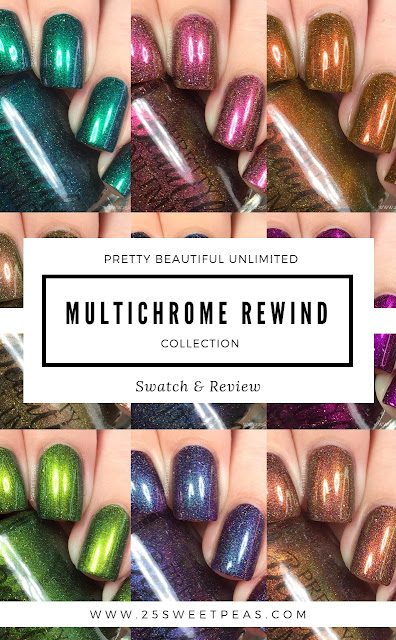 Pretty Beautiful Unlimited Multichrome Rewind Collection