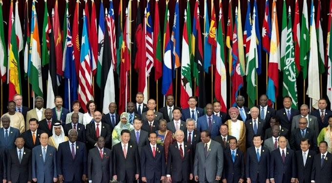 Memperingati 64 Tahun KTT Asia-Afrika