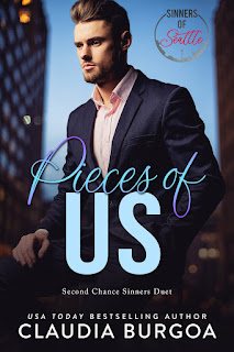 Pieces of Us by Claudia Burgoa cover image