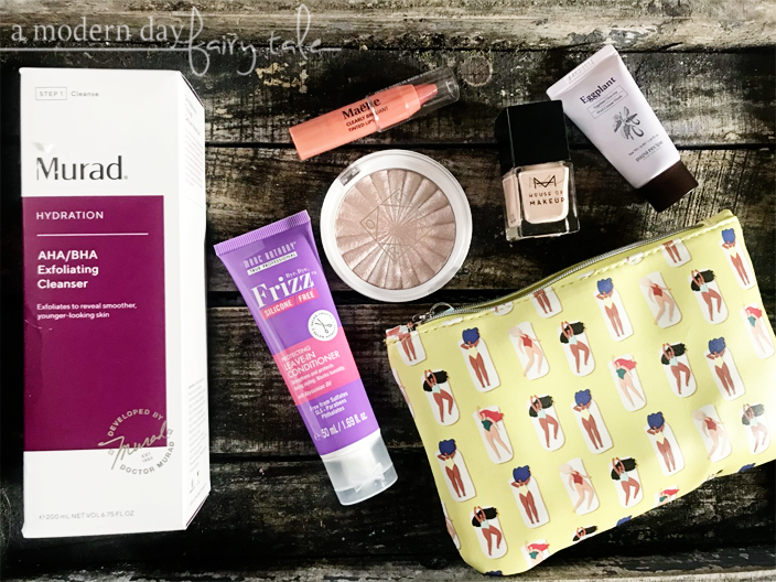 A Look Inside My June Ipsy Glam Bag...