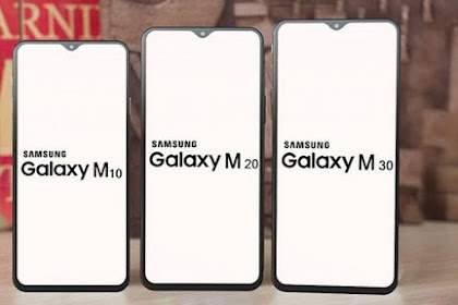 Spesifikasi Dan Harga Galaxy M Yang Siap Di Luncurkan Di India