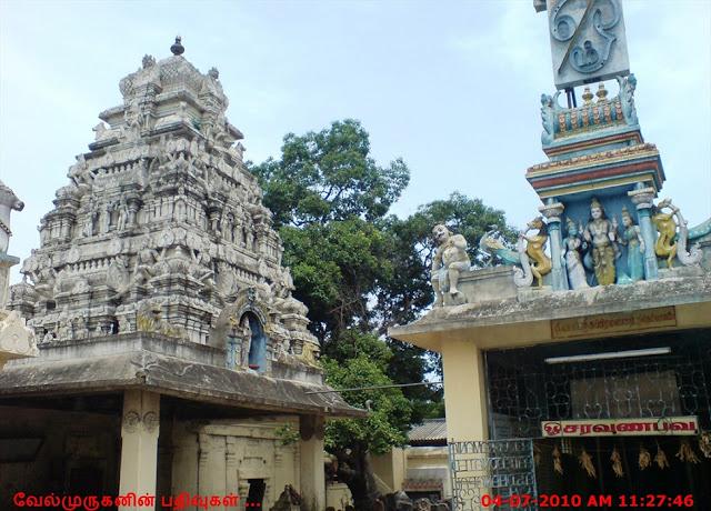 Thiruvallur  - Theertheswarar Temple