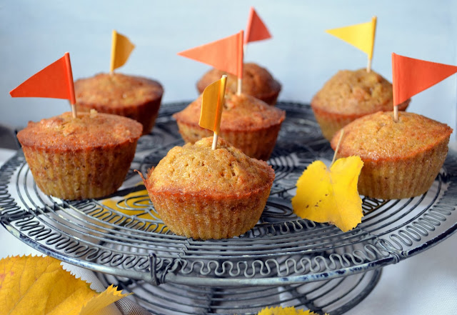 muffiny-dyniowe Muffiny dyniowe Jamiego Olivera