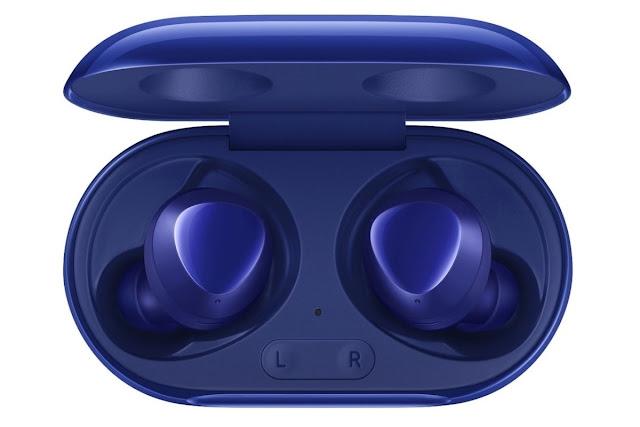 سماعات سامسونج +Galaxy Buds ستتوفر بلون الأورورا الأزرق