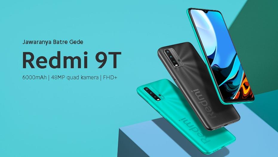 Keunggulan Xiaomi Redmi 9T