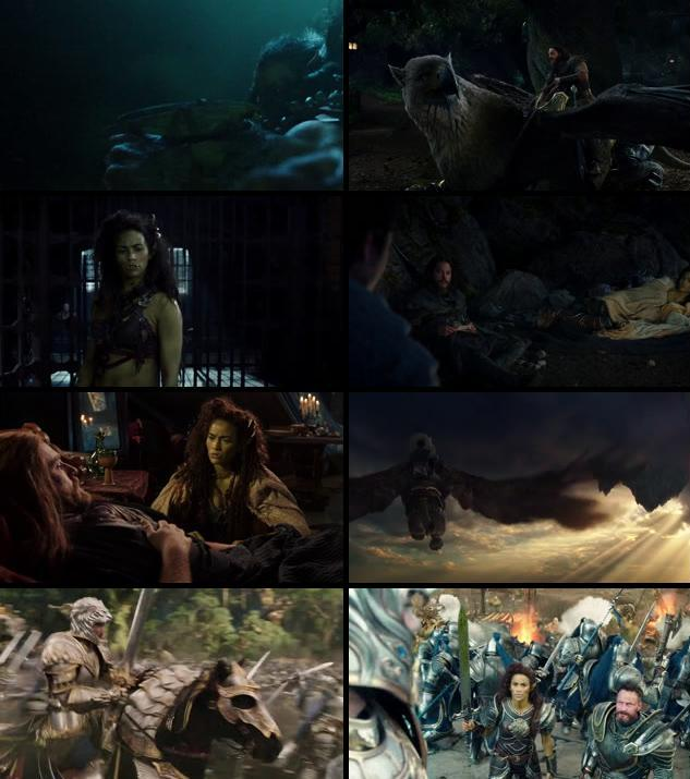 Warcraft 2016 English 720p WEB-DL