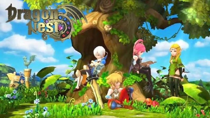 Dragon Nest Indonesia Closes The Server Farewell Greetings Koala Kusem
