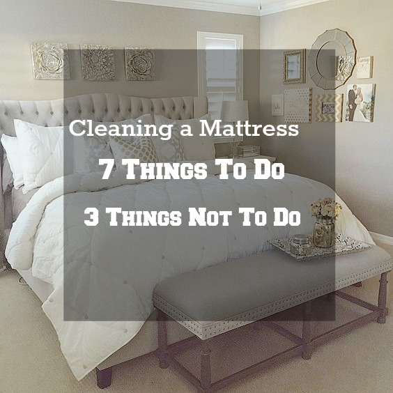 Ultimate Guide Book Cleaning a Mattress 7 Things To Do