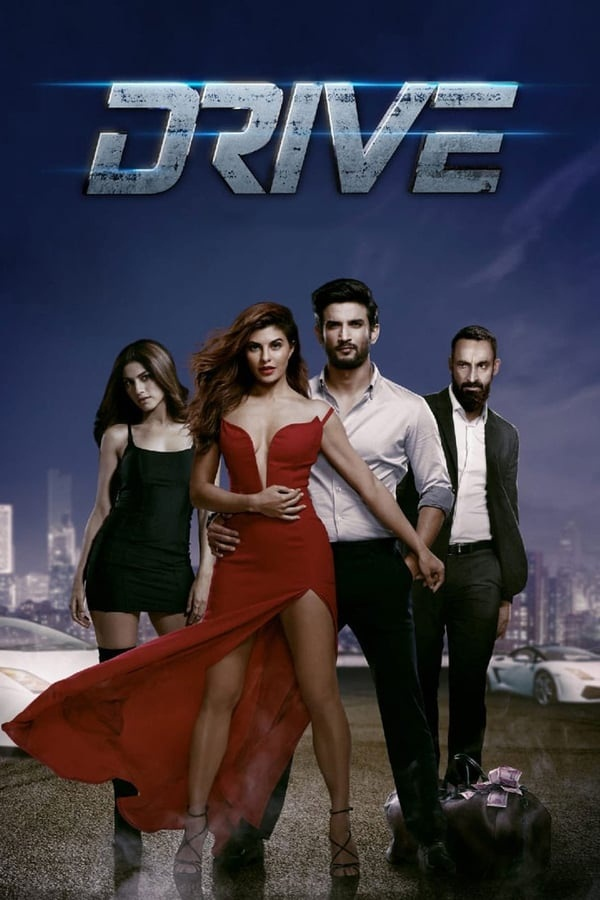 Drive [2019] [CUSTOM HD] [DVDR] [NTSC] [Latino]