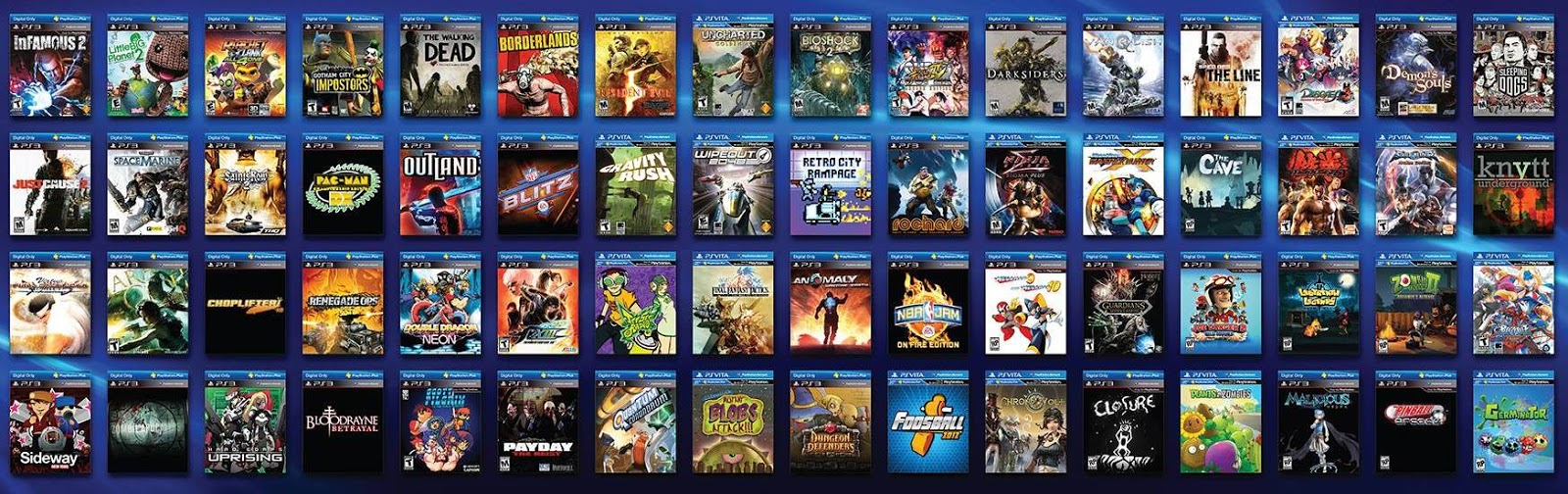 vita - Download All Sony PSVita Games