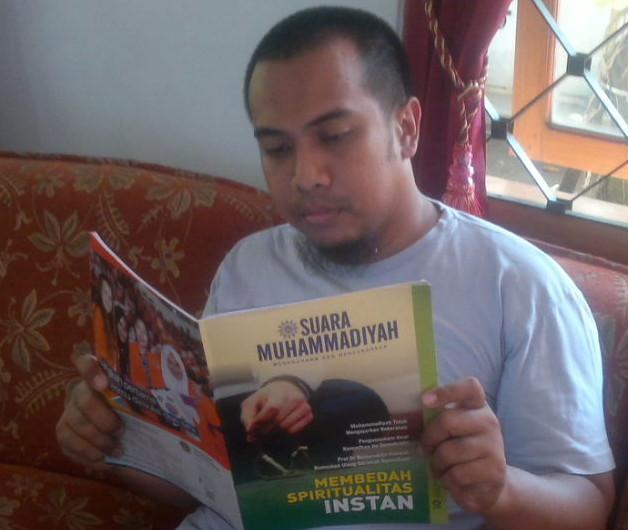 Maghfur agen majalah suara muhammadiyah wilayah jember dan sekitarnya