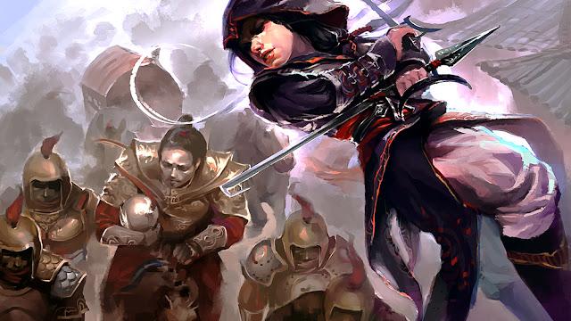 El próximo Assassin's Creed podría llamarse Dynasty
