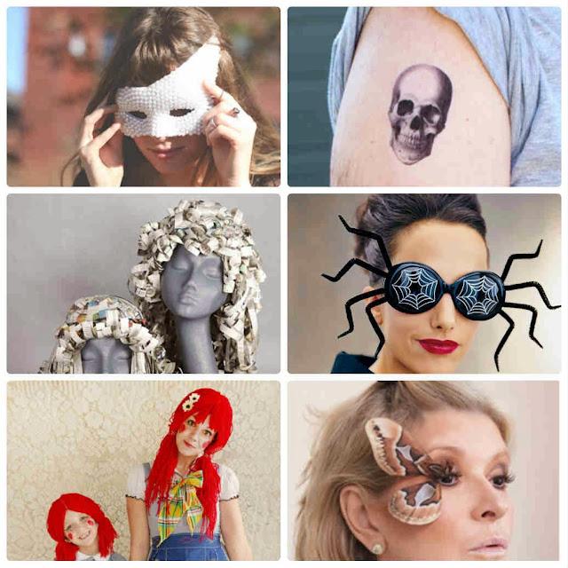halloween, toques especiales, noche fashion, estética, fiesta