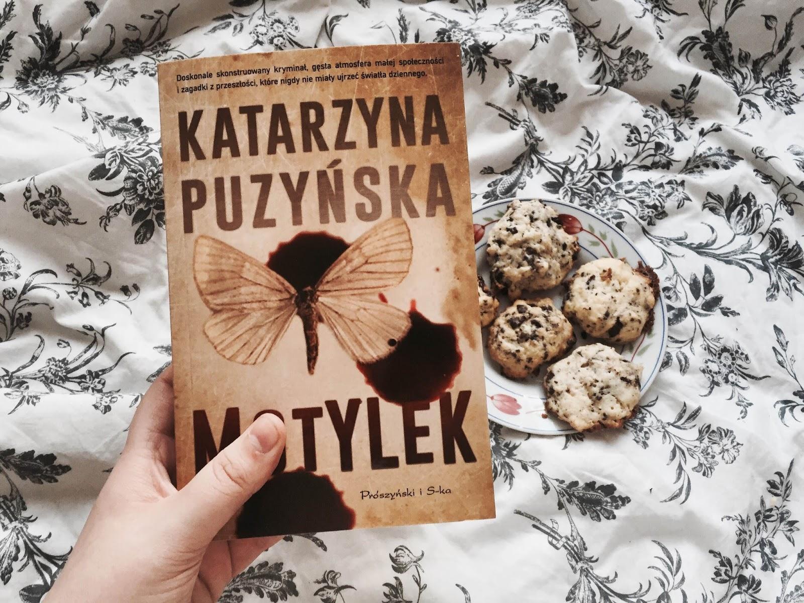 Motylek, Katarzyna Puzyńska