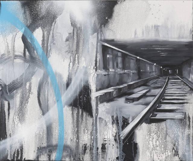 """The Journey"" by DAZE in London"