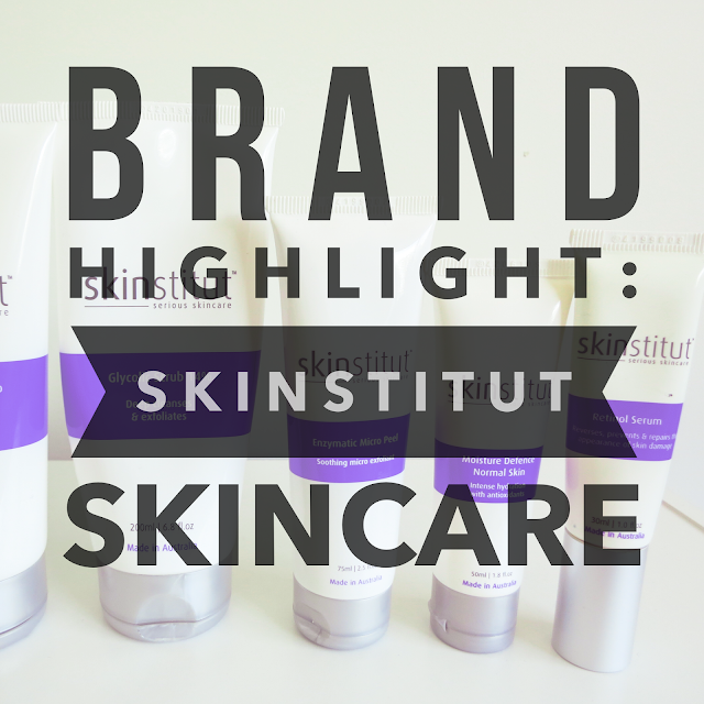 Brand Highlight: Skinstitut Skincare