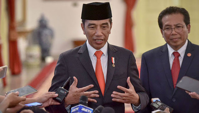 Lewat Fadjroel Rachman, Jokowi Tegaskan Pilkada Serentak 2020 Tidak Ditunda