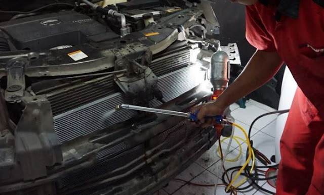 Tips Merawat Radiator AC Mobil