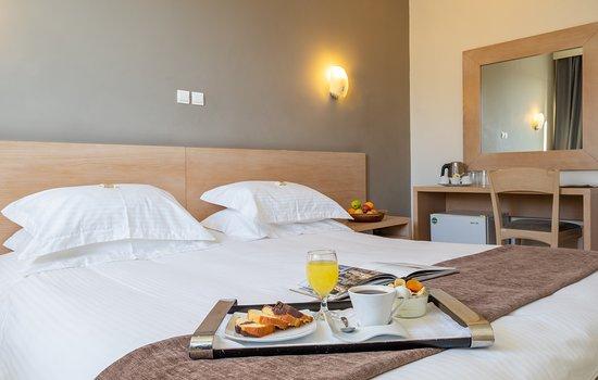 Ξενοδοχεία: Πως θα λειτουργήσουν τα υγειονομικά πρωτόκολλα