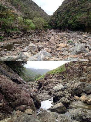 タンギョの滝