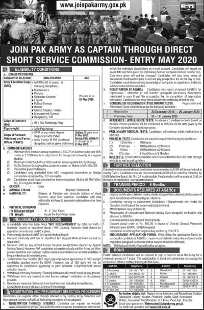 https://www.jobspk.xyz/2019/12/join-pak-army-as-captain-through-direct-short-service-commission-entry-may-2020.html