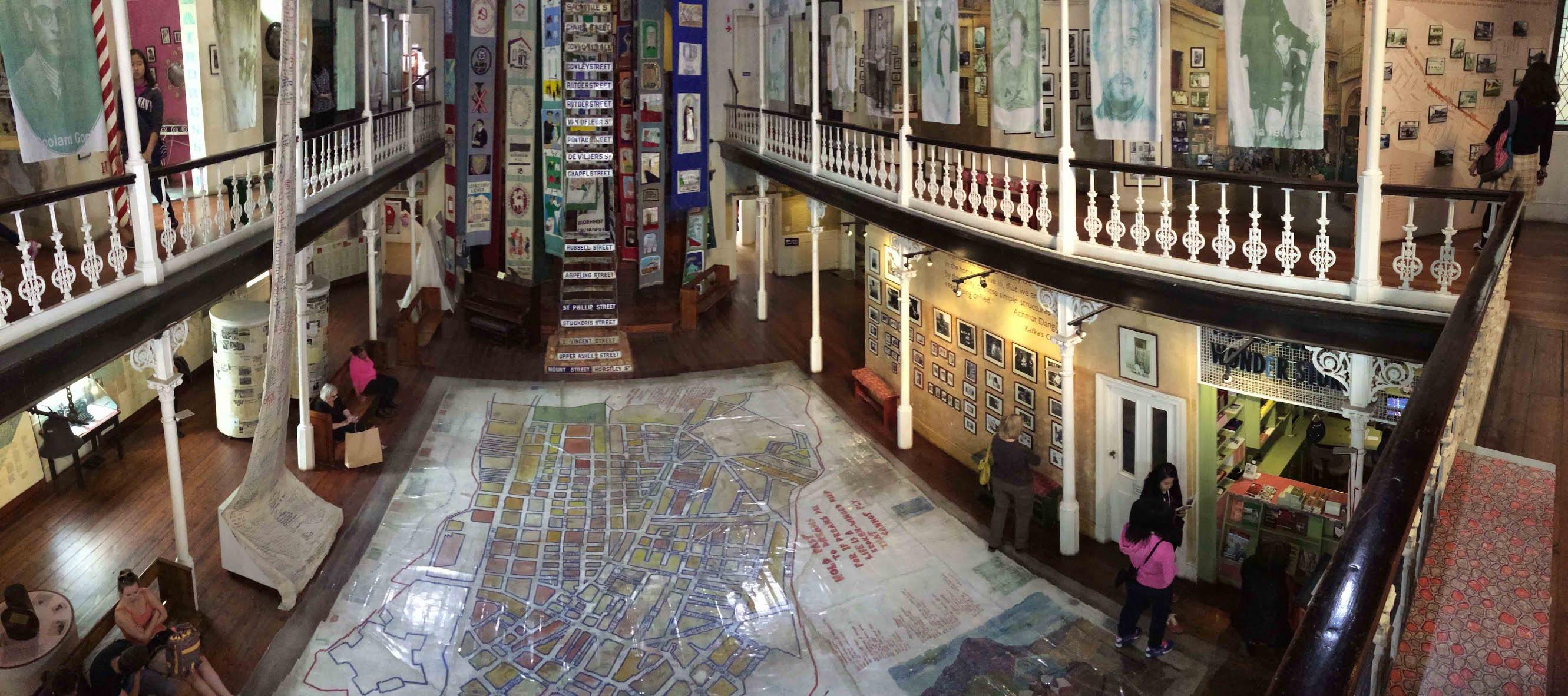 Музей Шестого Округа в Кейптауне