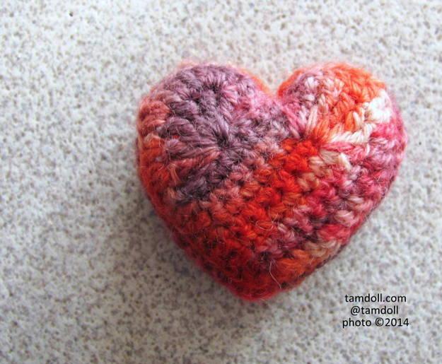 Valentine Heart Crochet