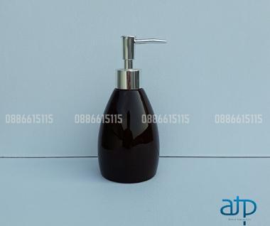 Bình đựng dầu gội sữa tắm - Mẫu 01