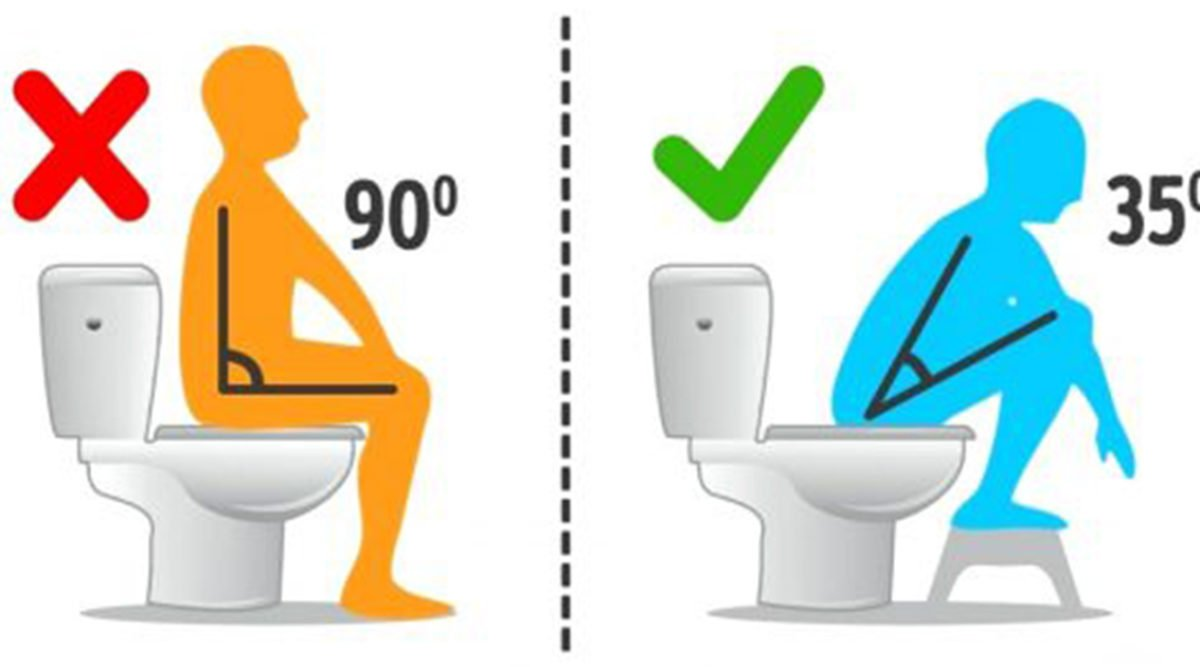 Here Is How To Sit In The Toilet According To Doctors To Completely Evacuate The Stool