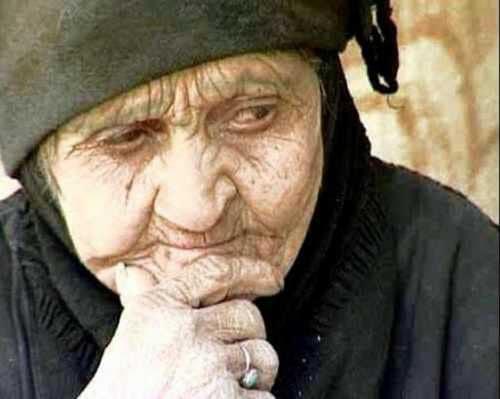جدتي ....  تحية ....صباح الرضا