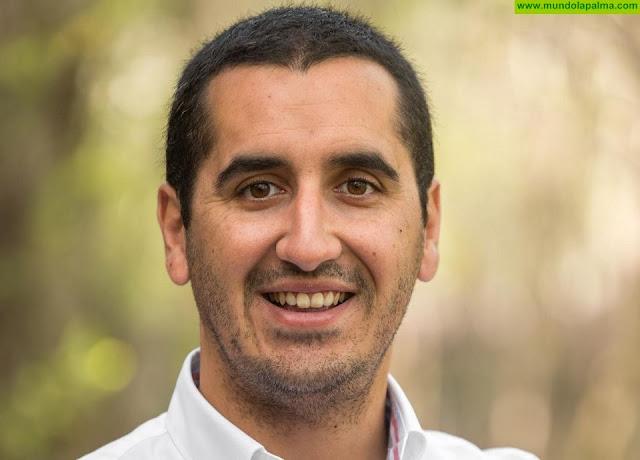 """Pérez Sicilia: """"Las grandes inversiones en La Palma siempre han venido de manos del PP"""""""