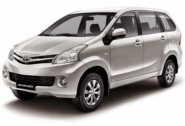 Rental / Sewa Mobil Bulanan TOYOTA AVANZA di Jakarta