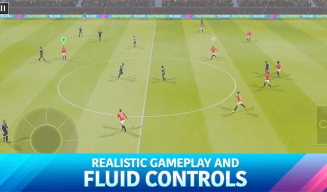 Dream League Soccer 2020 Game Offline Android Terbaik