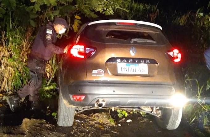 PM recupera carro de advogado grossense que foi tomado de assalto em Mossoró