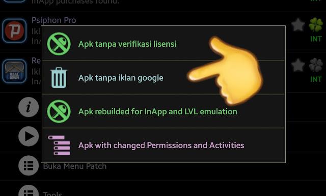 Menghilangkan Iklan Google di Aplikasi Android Dengan Benar