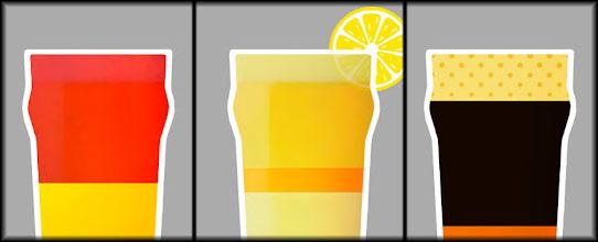 Sección: Cócteles con Cerveza