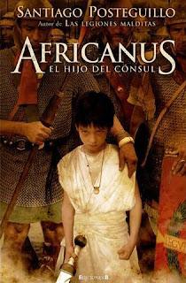 Africanus hijo consul posteguillo