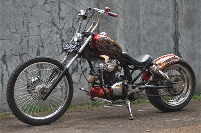 modifikasi chopper