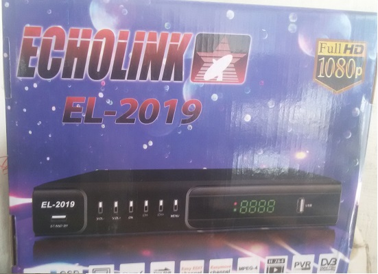 ECHOLINK EL 2019 HD RECEIVER CLINE OK NEW SOFTWARE DOWNLOAD - FILE