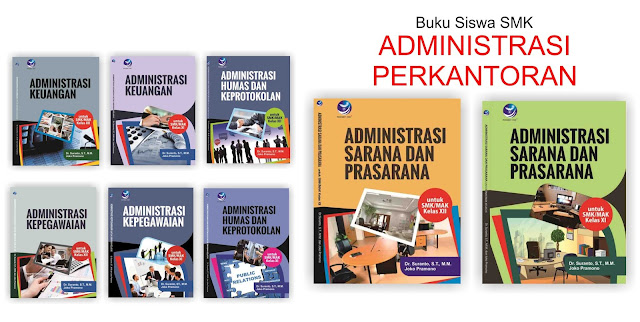 Buku Siswa SMK - Administrasi Perkantoran