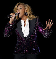 Beyonce Performing image on Bobby Owsinski's Music 3.0 blog